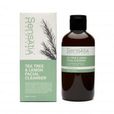 Очищающее средство для лица Чайное Дерево и Лимон (Анти-Акне)